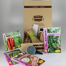 Box légumes régionaux Nord/Pas de Calais | Plantons le décor
